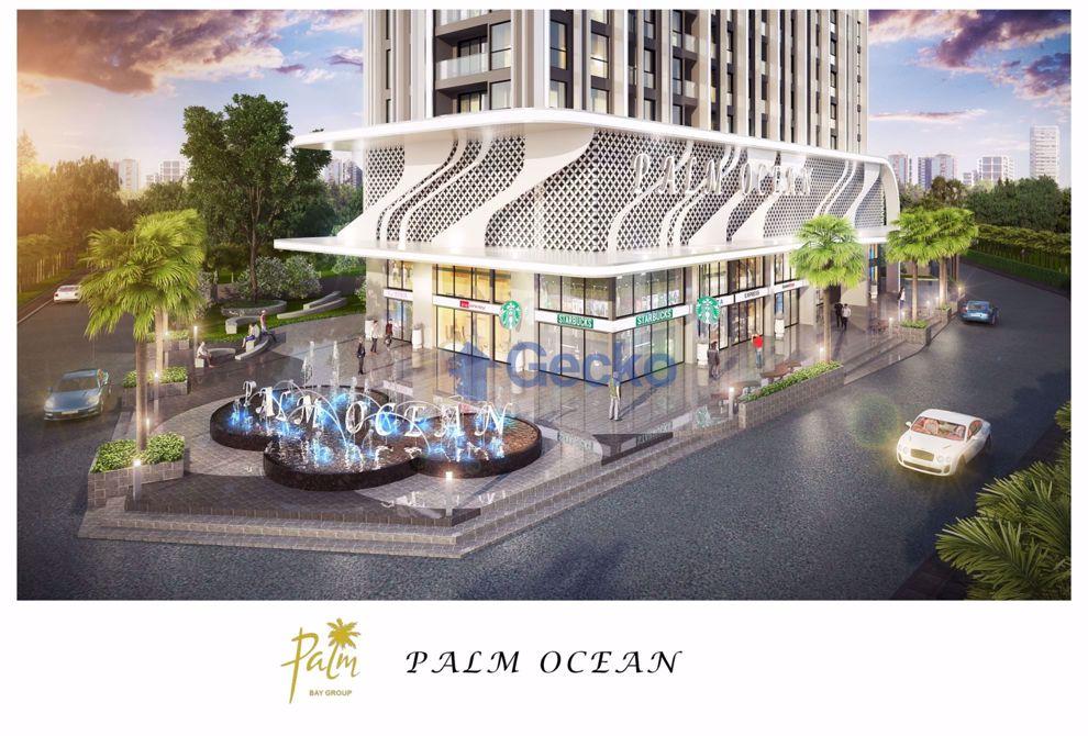 图片 Palm Ocean