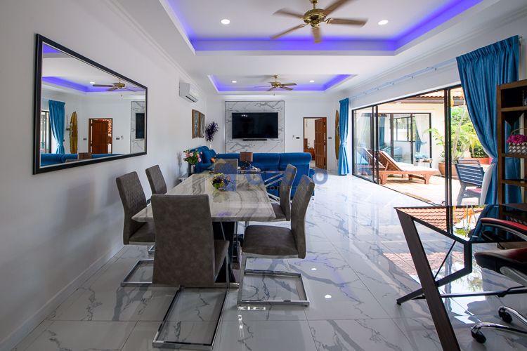 รูปภาพ 3 Bedrooms bed in House in View Talay Villas in Jomtien H008944