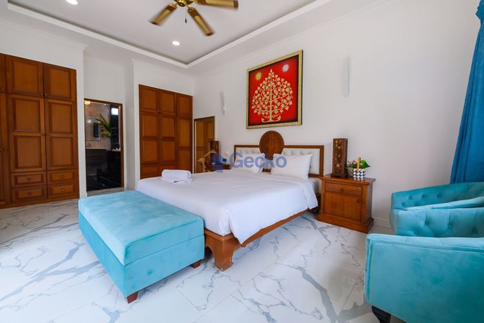 Picture of 3 Bedrooms bed in House in View Talay Villas in Jomtien H008944