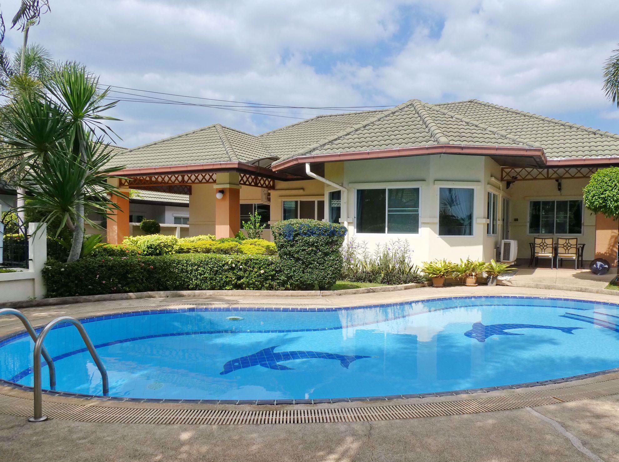 图片 3 Bedrooms bed in House in Green Field Villa 2 in East Pattaya H008950