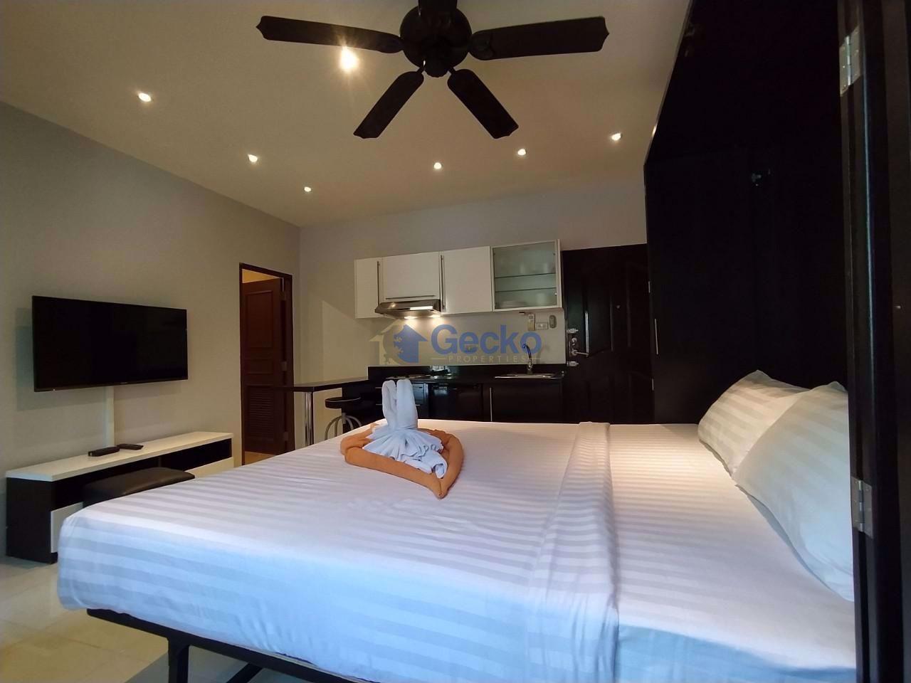图片 Studio bed in Condo in Nordic Little Dream in Pratumnak C008964