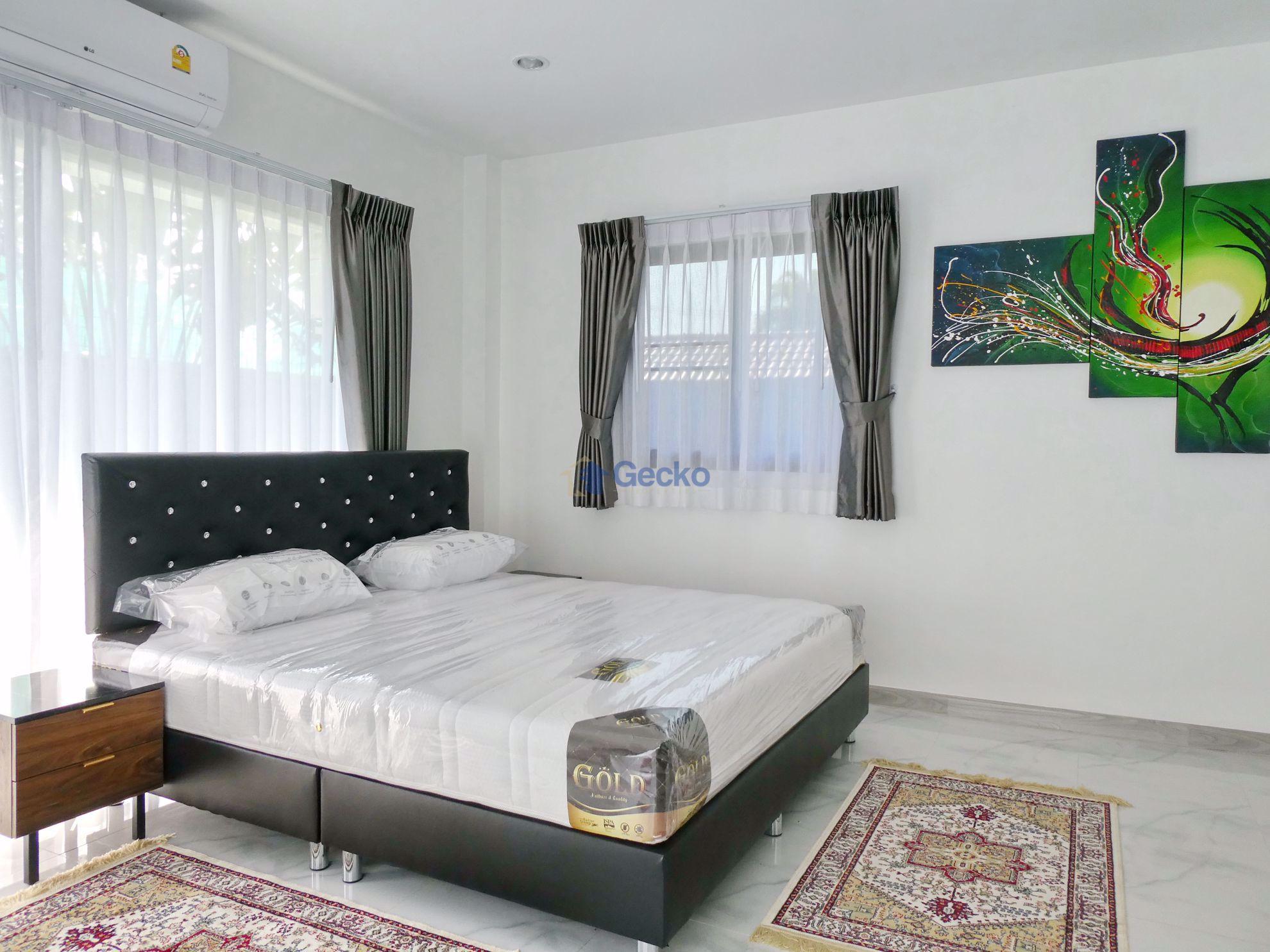 图片 3 Bedrooms bed in House in East Pattaya H008965