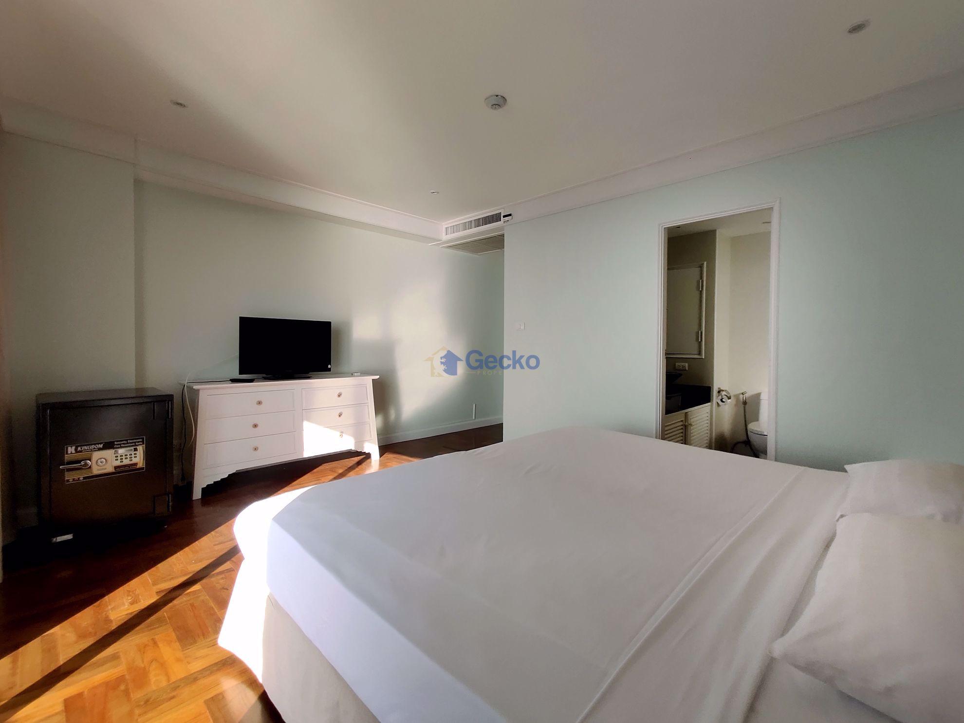 รูปภาพ 4  Bedrooms bed in Condo in Royal Cliff in Pratumnak C008967
