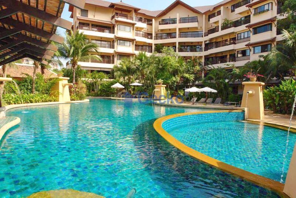 Picture of 1  Bedroom bed in Condo in Chateau Dale Thabali Condo in Jomtien C008969
