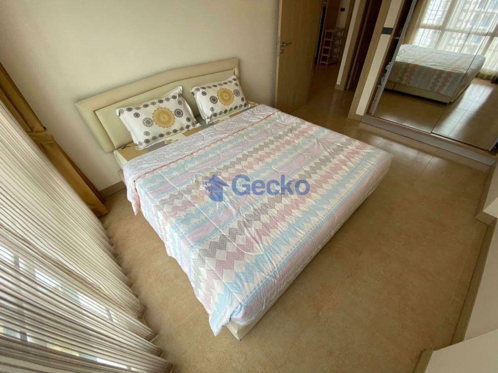 Picture of 1  Bedroom bed in Condo in The Cliff in Pratumnak C008978