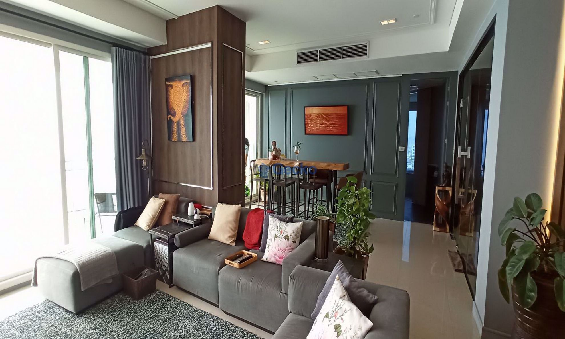 图片 3 Bedrooms bed in Condo in Reflection in Jomtien C008981