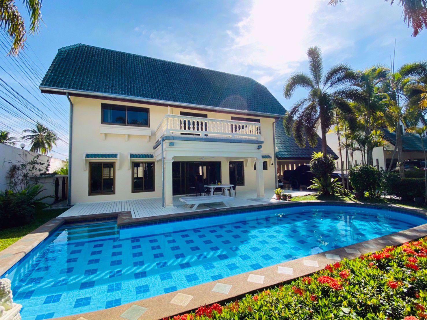 รูปภาพ 3 Bedrooms bed in House in Coconut Valley in East Pattaya H008982