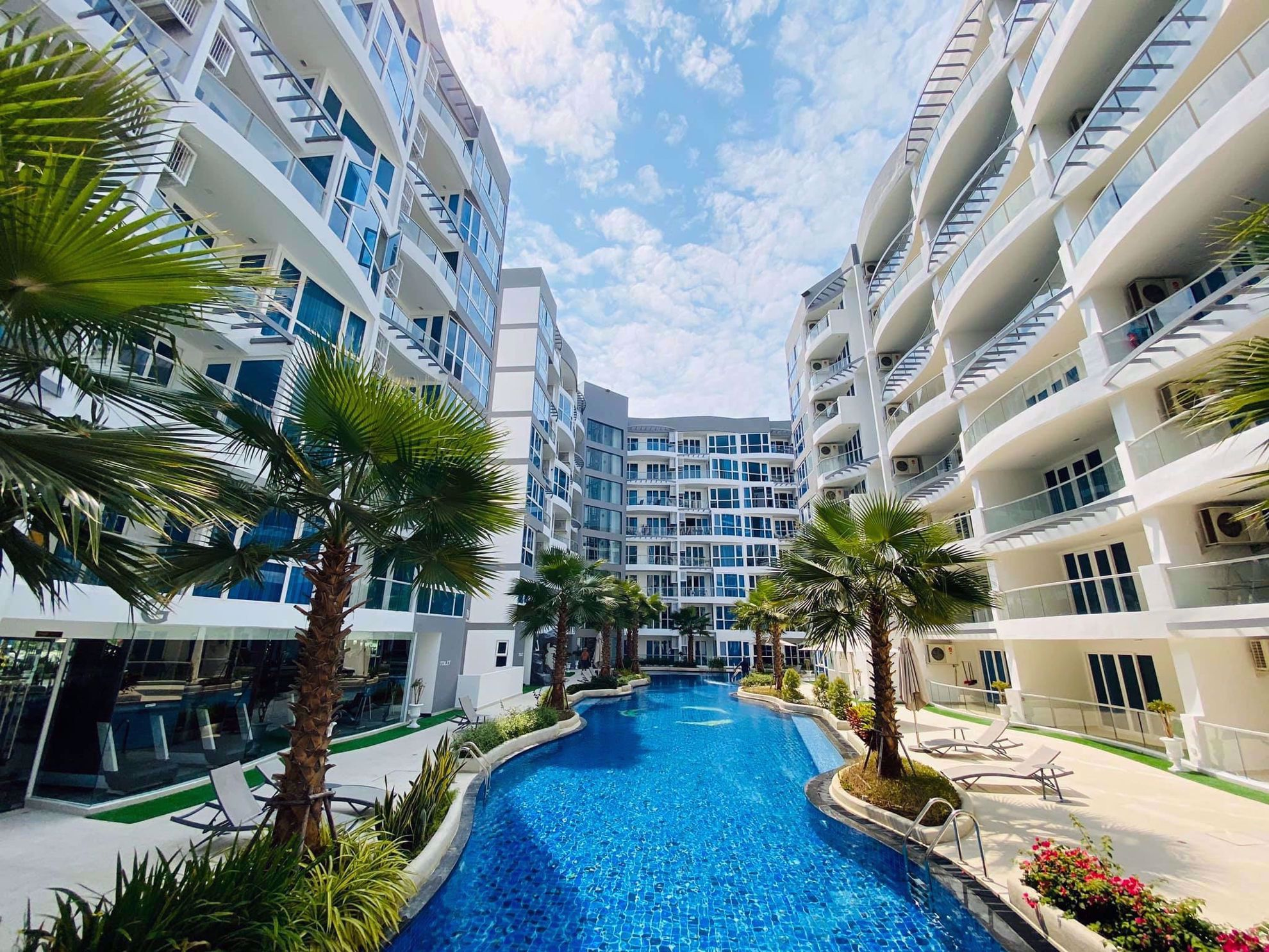 图片 2 Bedrooms bed in Condo in Grand Avenue Pattaya in Central Pattaya C008984