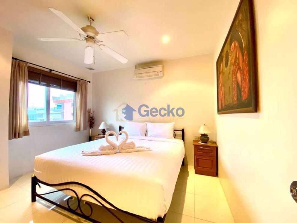 Picture of 2 Bedrooms bed in Condo in Nordic Dream Paradise in Pratumnak C008996