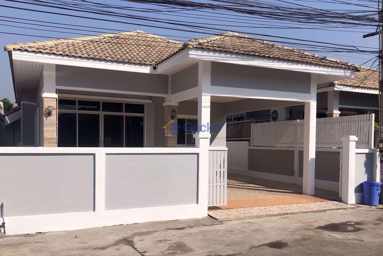รูปภาพ 2 Bedrooms bed in House in Baan Pannathon 3  in East Pattaya H009007