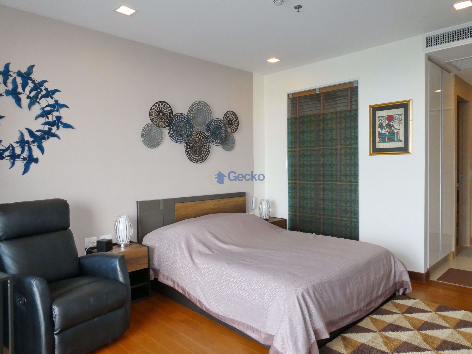 Picture of Studio bed in Condo in The Palm Wongamat in Wongamat C009008