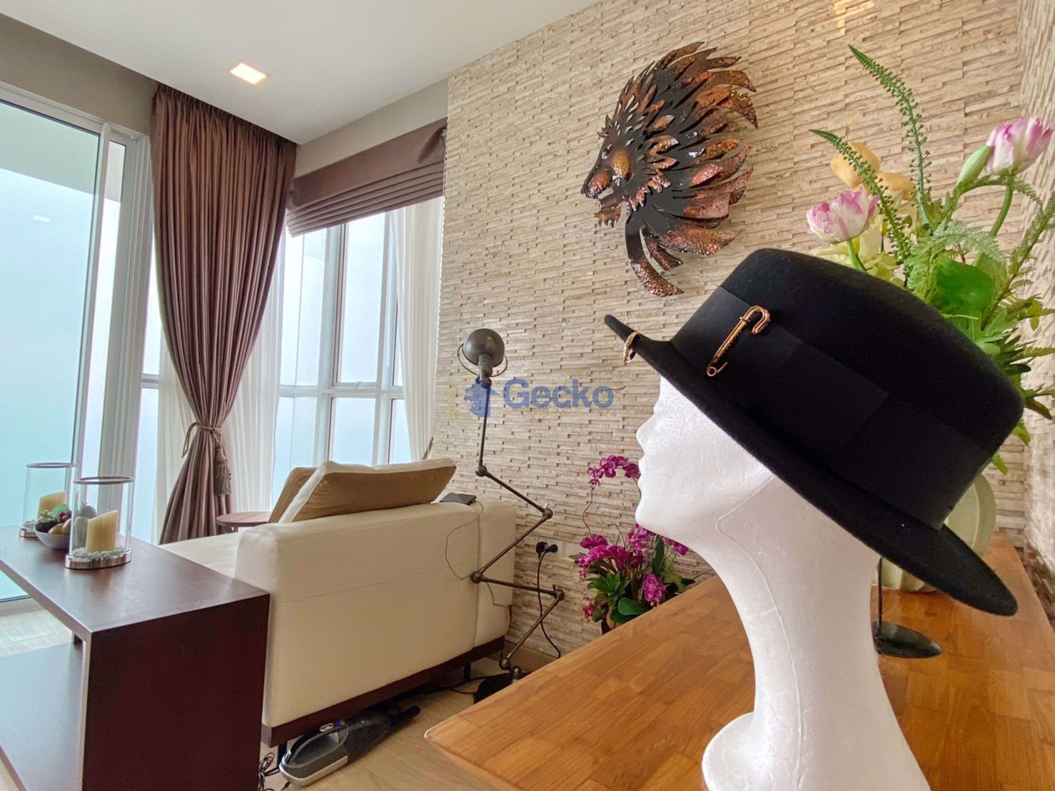รูปภาพ 2 Bedrooms bed in Condo in Cetus in Jomtien C009020
