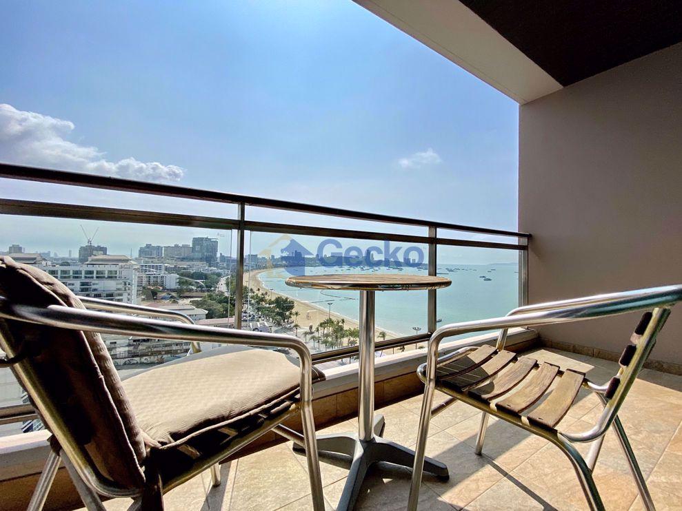 รูปภาพ 2 Bedrooms bed in Condo in Northshore in North Pattaya C009023