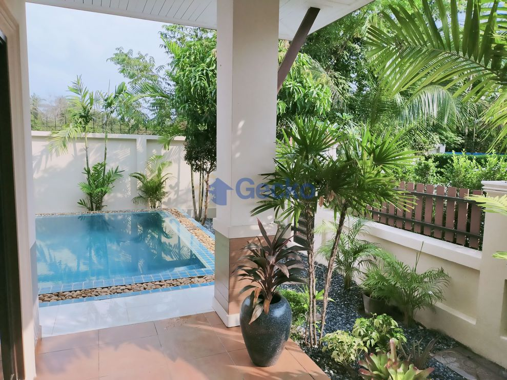 Picture of 2 Bedrooms bed in House in Dusit Pattaya Park in Huay Yai H009028