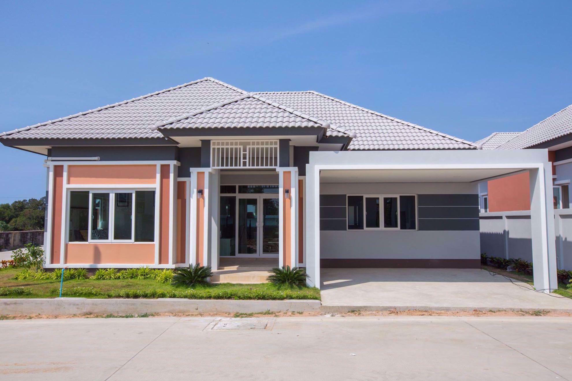 รูปภาพ 3 Bedrooms bed in House in The Palm Pattaya in East Pattaya H009033