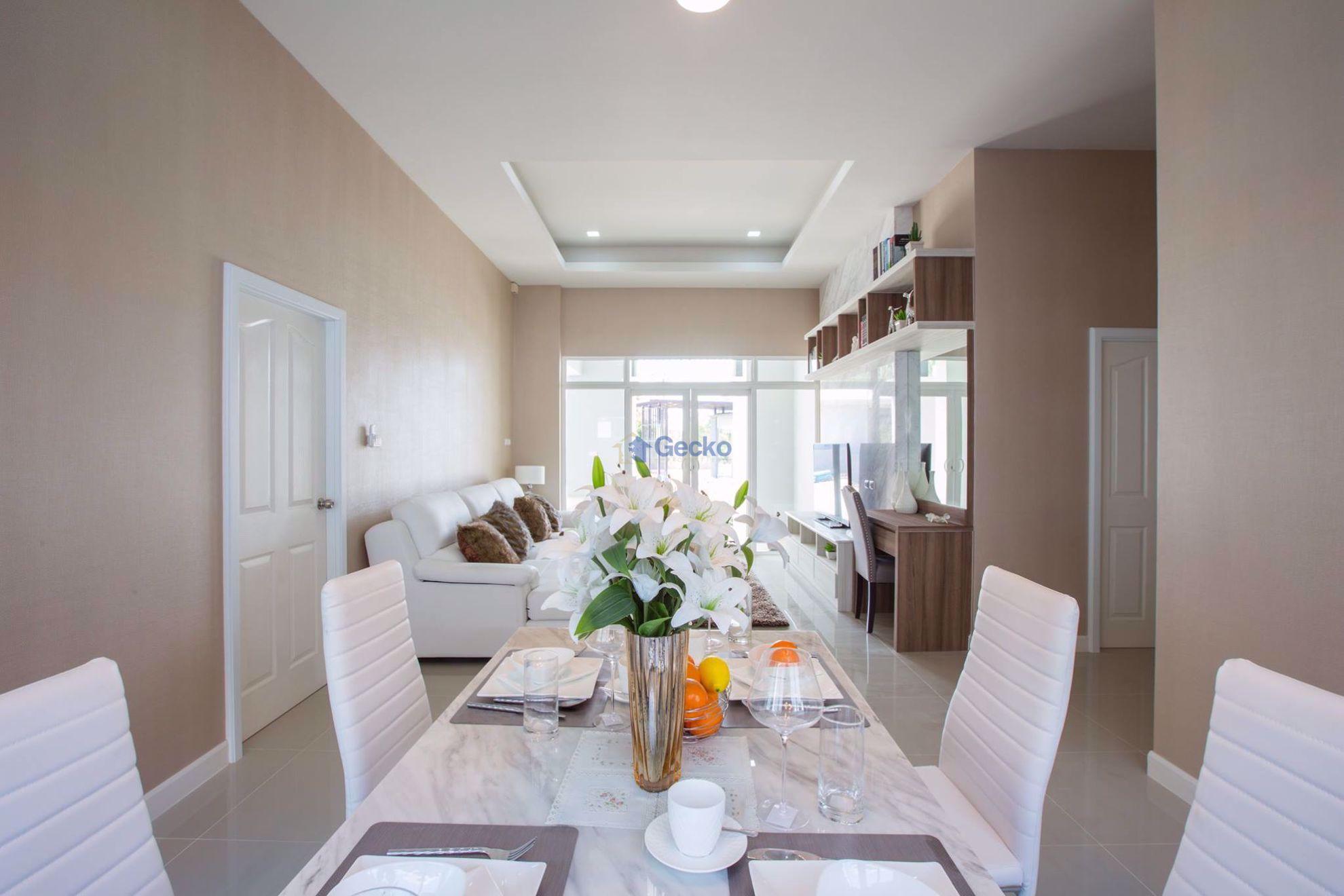 图片 3 Bedrooms bed in House in The Palm Pattaya in East Pattaya H009033