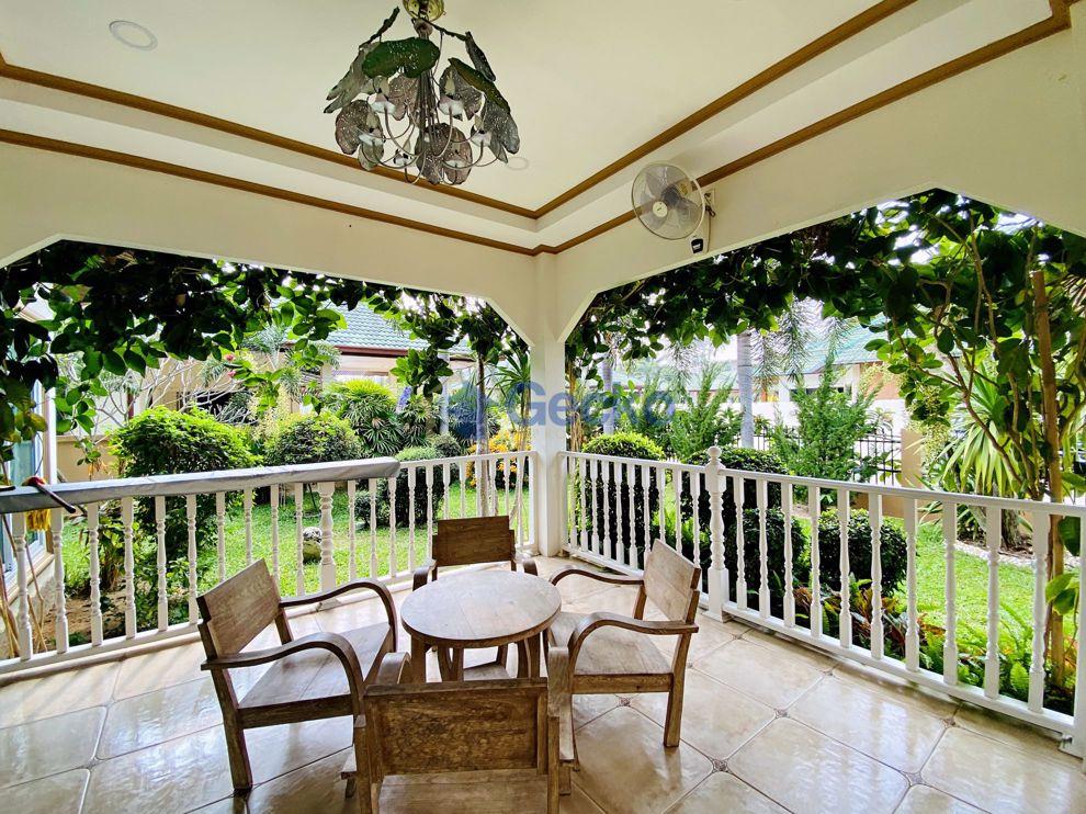 รูปภาพ 3 Bedrooms bed in House in SP Village 3 in East Pattaya H009043