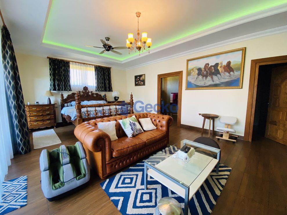 รูปภาพ 4  Bedrooms bed in House in East Pattaya H009052