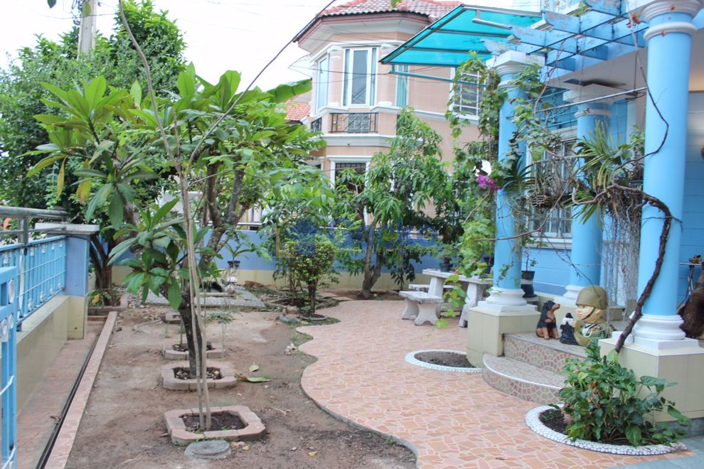 图片 4  Bedrooms bed in House in East Pattaya H009060