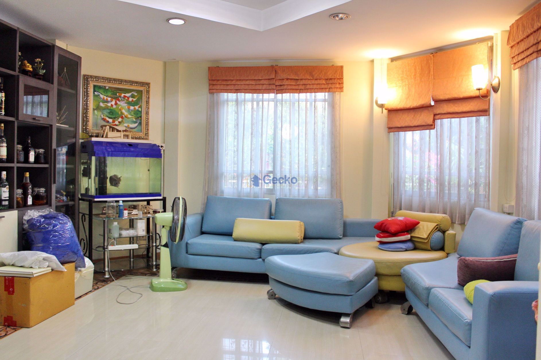 Picture of 4  Bedrooms bed in House in East Pattaya H009060