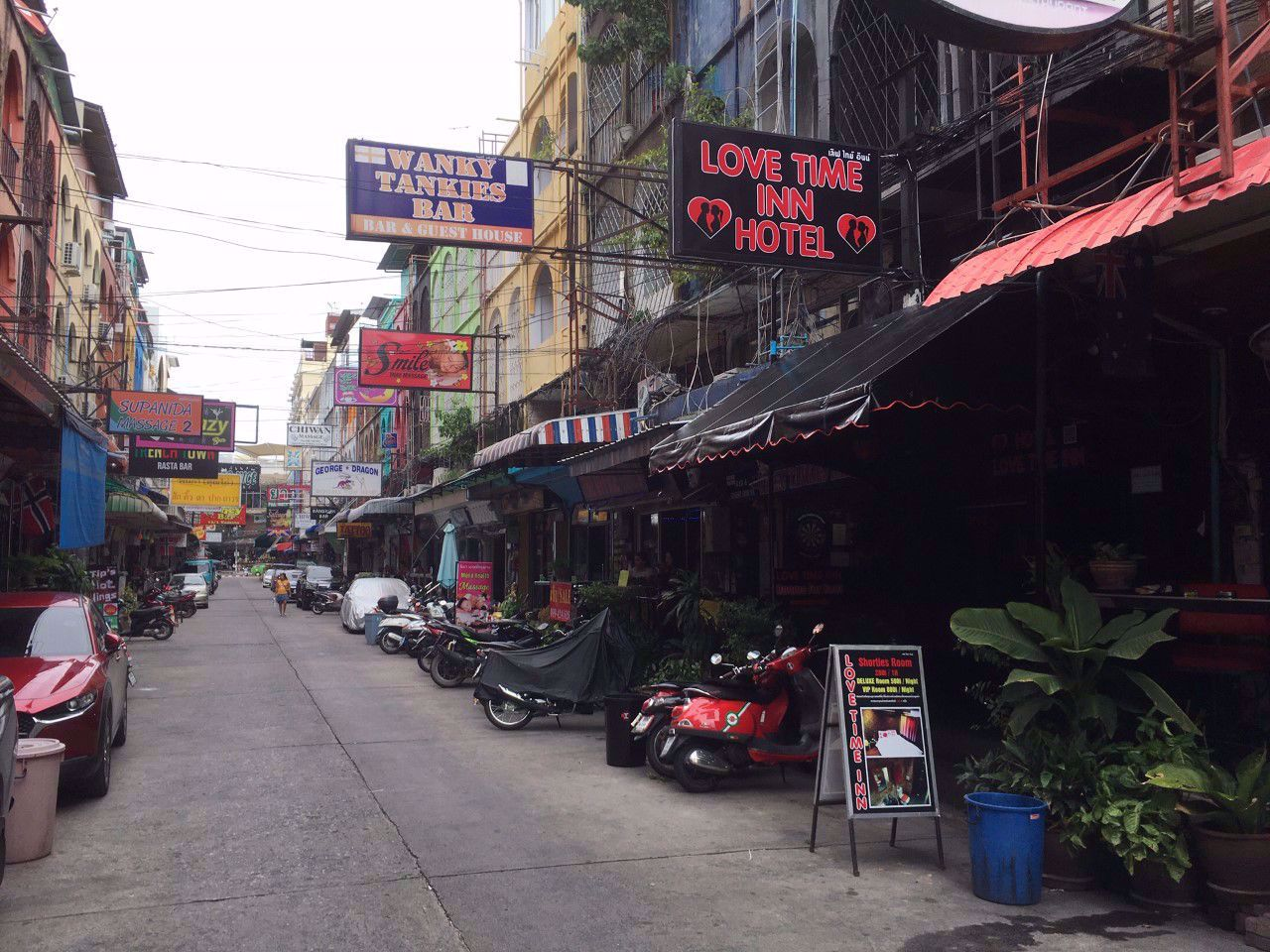 Picture of Hotel in Central Pattaya HL009071
