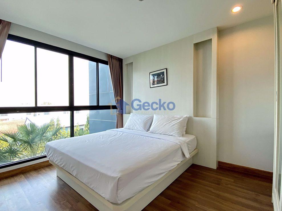 图片 1  Bedroom bed in Condo in Infiniti Condominium in East Pattaya C009077