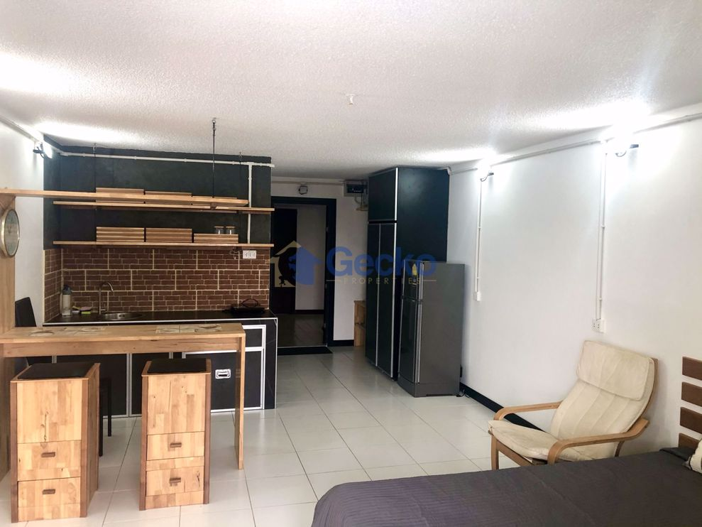 图片 Studio bed in Condo in Angket Condominium in Jomtien C009087