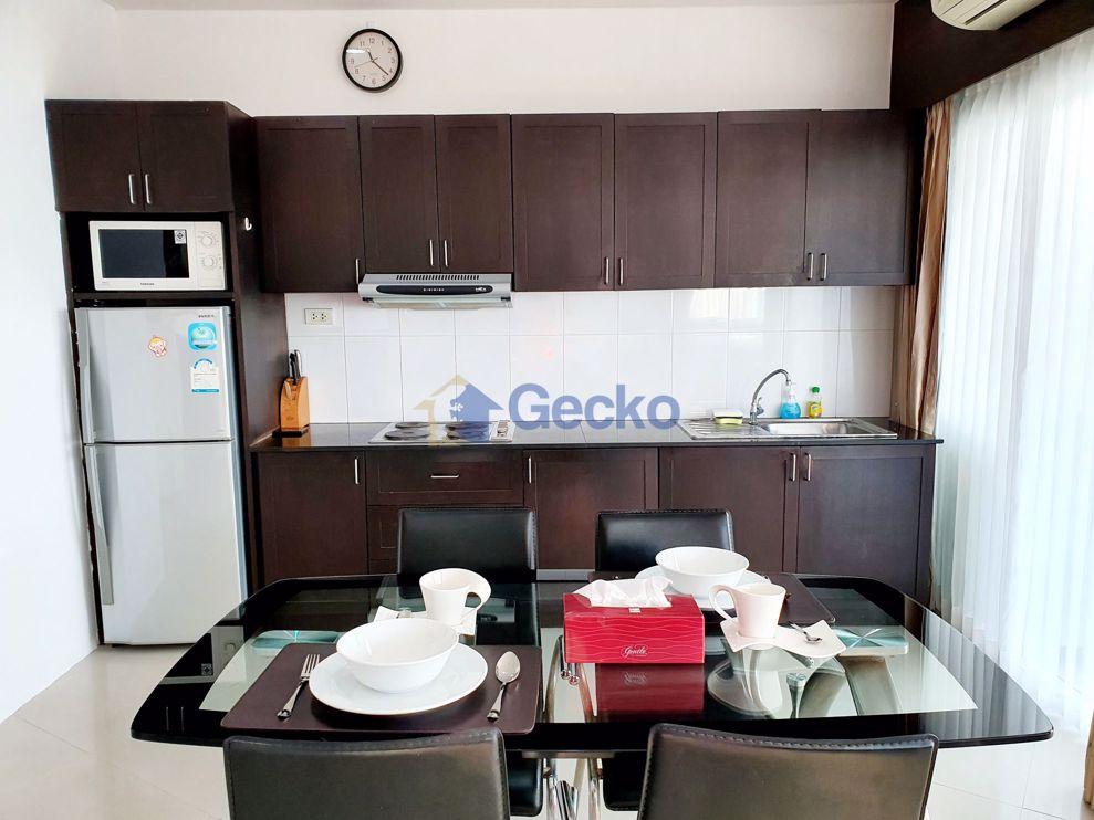 รูปภาพ 1  Bedroom bed in Condo in AD Condo Hyatt in Wongamat C009097