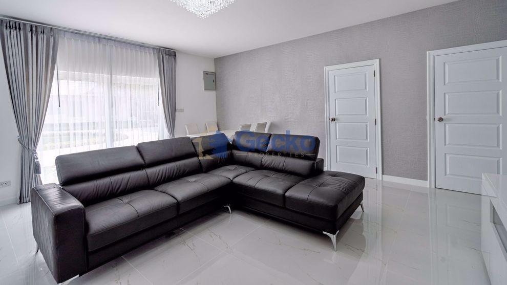 รูปภาพ 9 Bedrooms bed in House in East Pattaya H009102