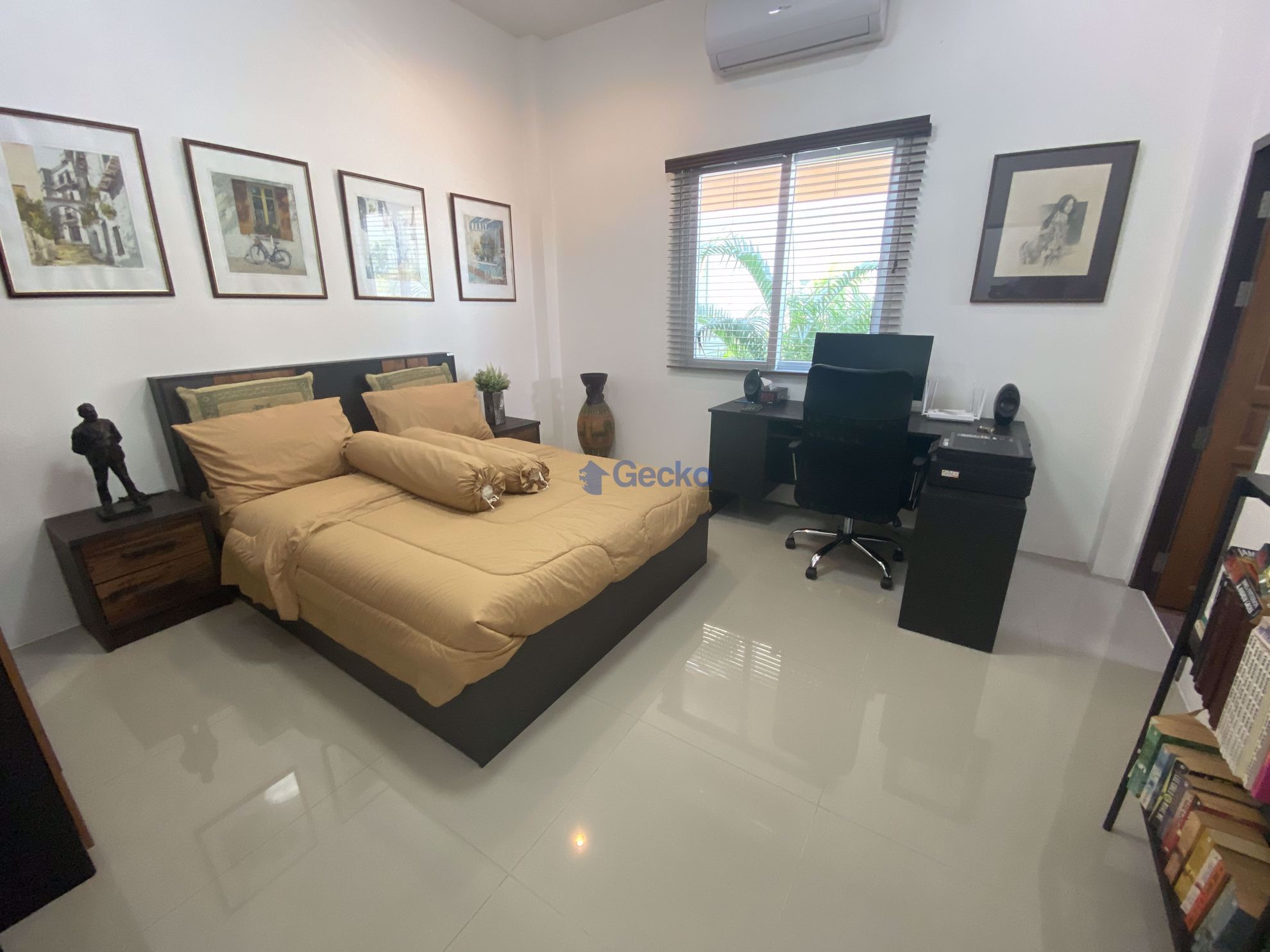 图片 3 Bedrooms bed in House in East Pattaya H009108