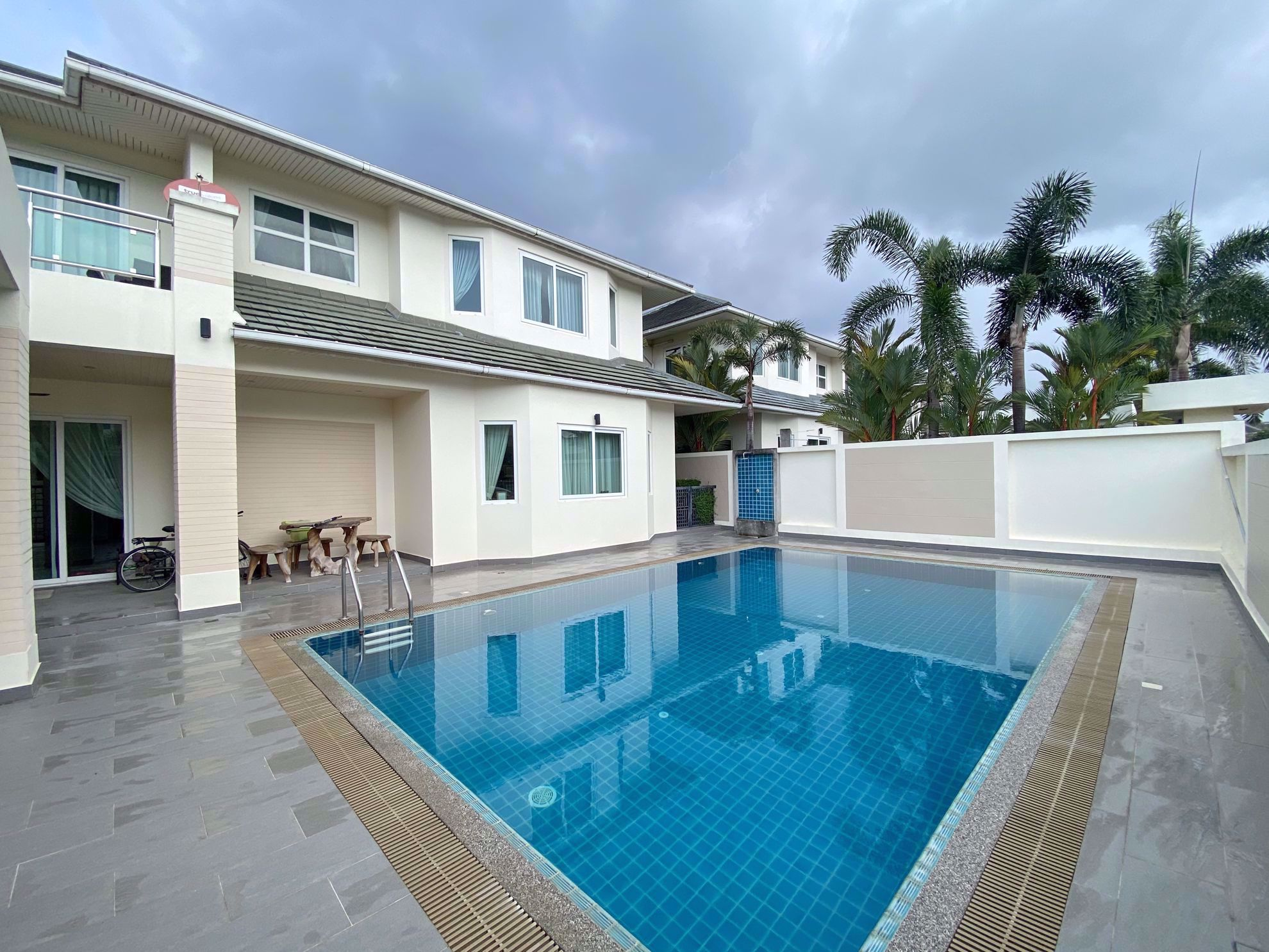 Picture of 4  Bedrooms bed in House in Green Field Villas 4 in East Pattaya H009034