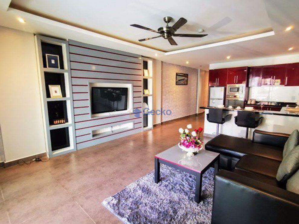 รูปภาพ 1  Bedroom bed in Condo in Tudor Court in Pratumnak C009123