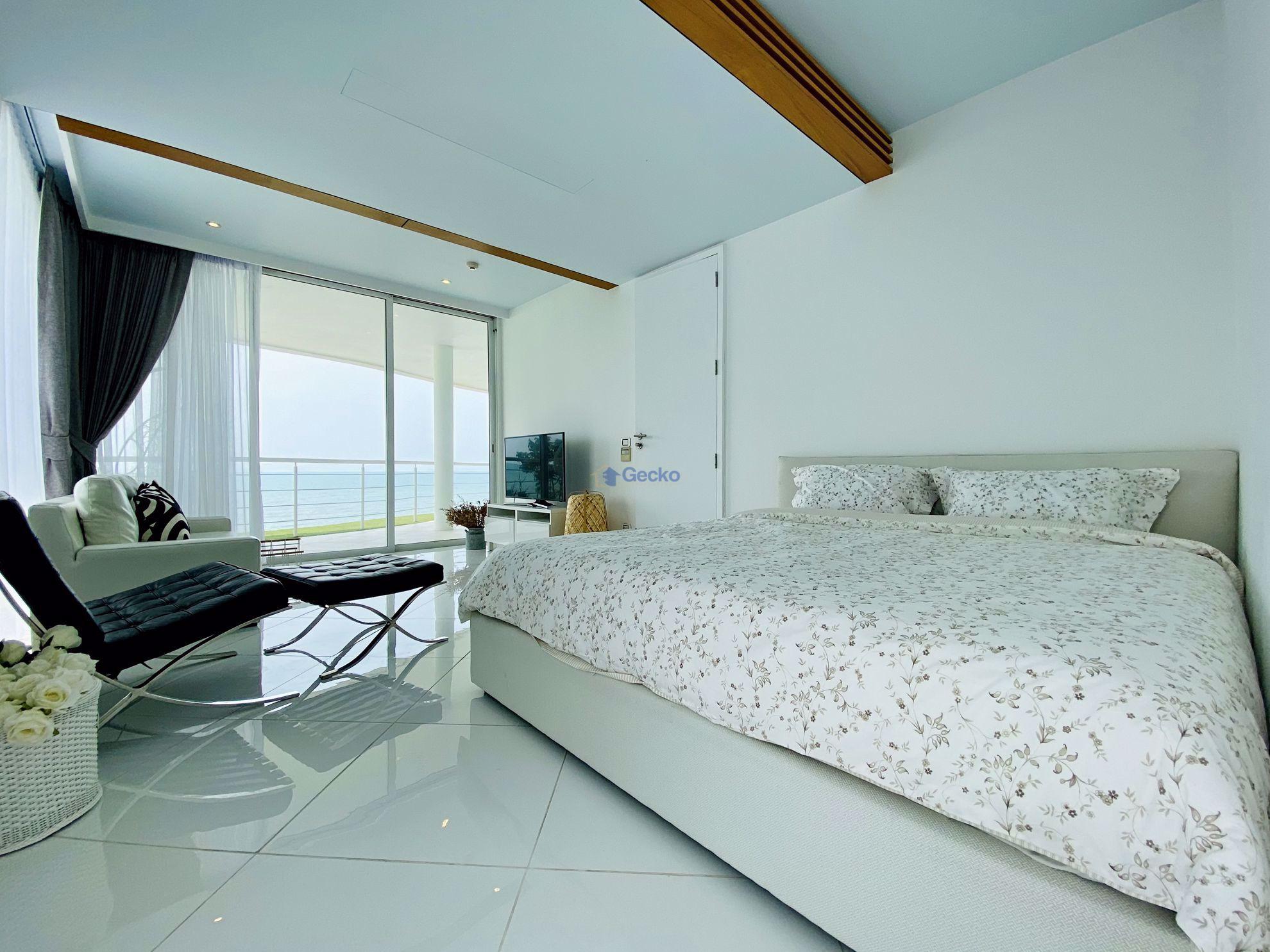 รูปภาพ 2 Bedrooms bed in Condo in Pure Na Jomtien in Na Jomtien C009149