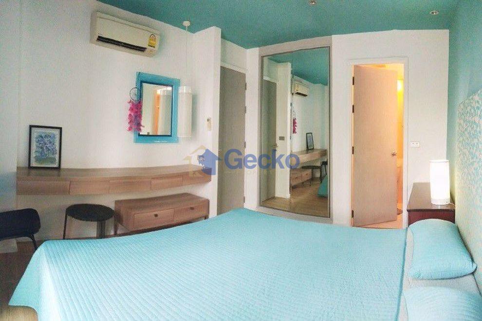 รูปภาพ 1  Bedroom bed in Condo in Atlantis Condo Resort in Jomtien C009164
