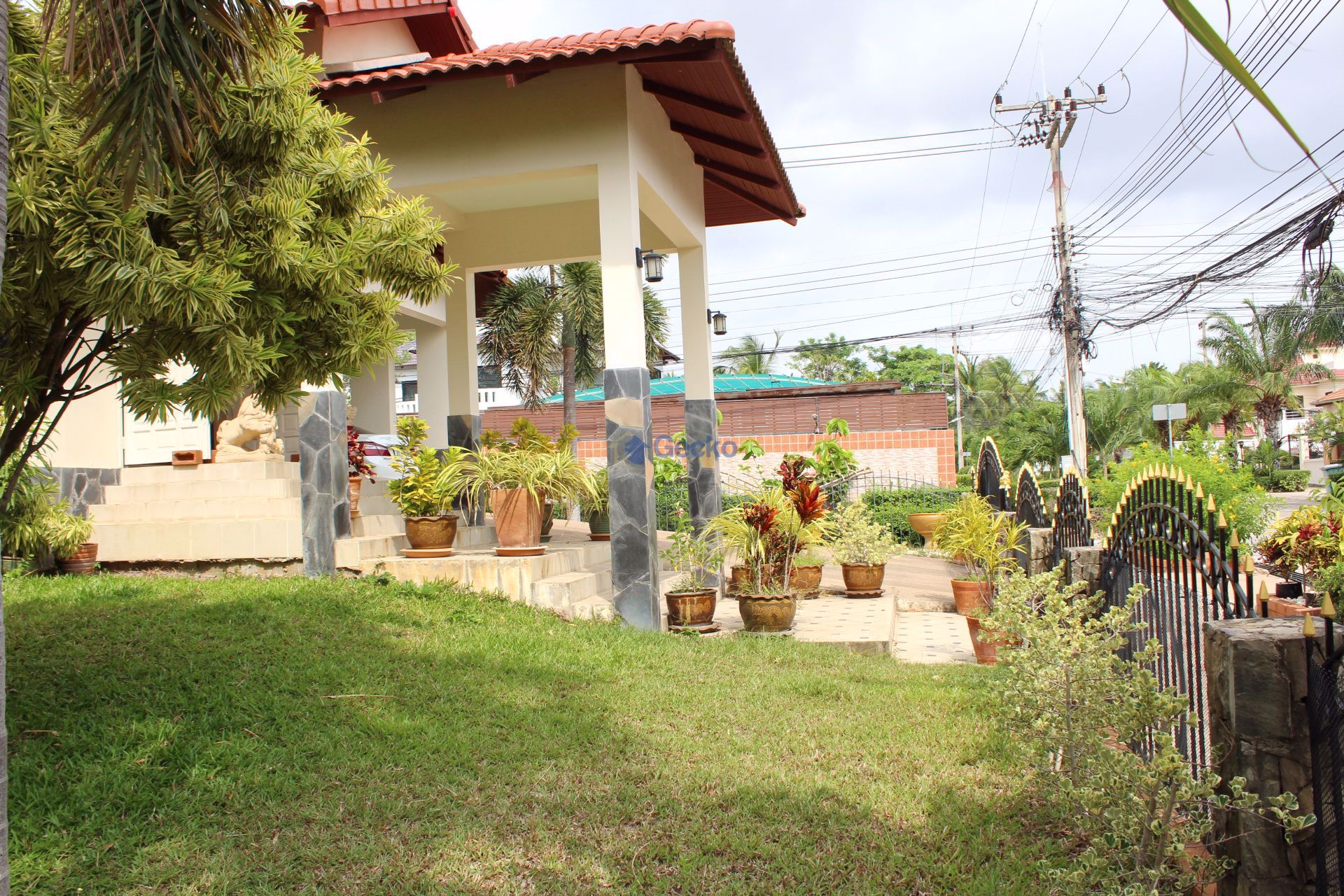 รูปภาพ 4  Bedrooms bed in House in Paradise Villas 1 in East Pattaya H009169