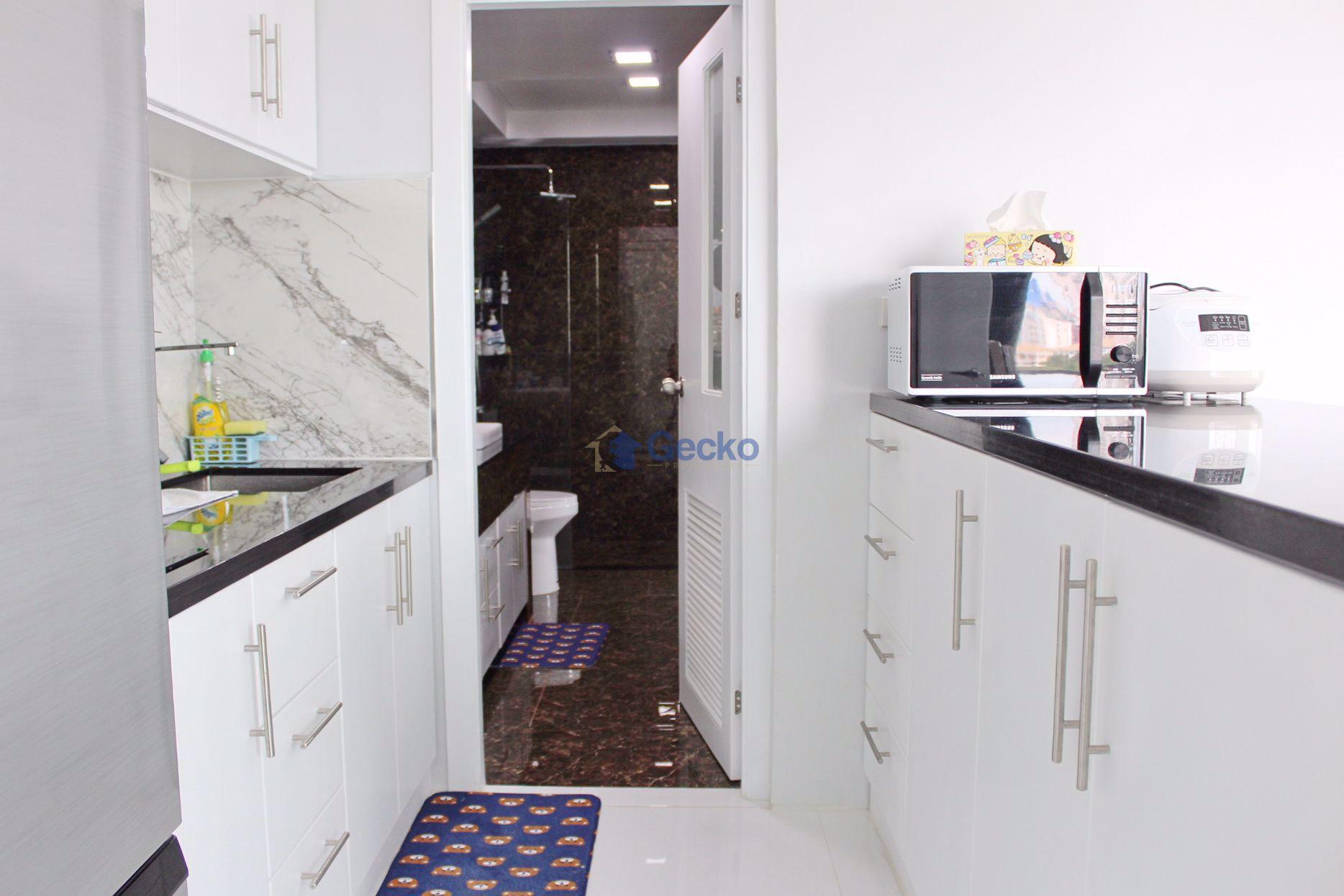 图片 1  Bedroom bed in Condo in Jomtien Condotel in Jomtien C009171
