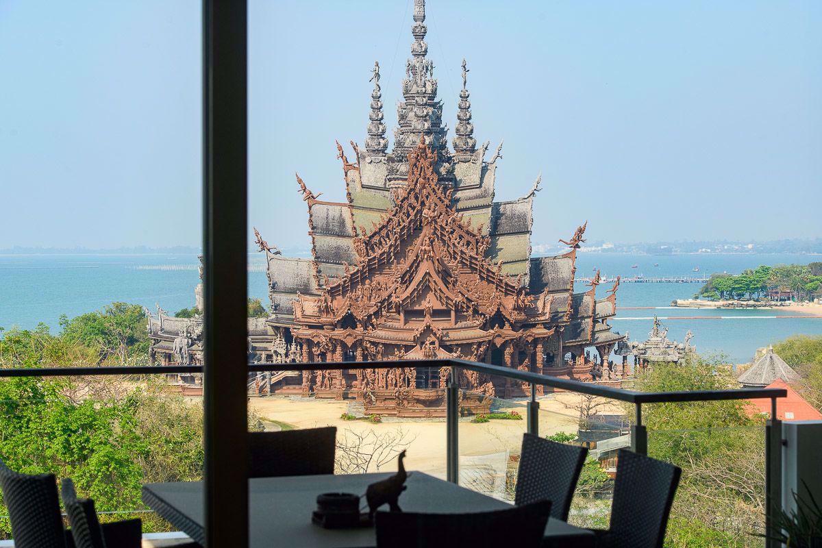 รูปภาพ 2 Bedrooms bed in Condo in Sanctuary in Wongamat C009177