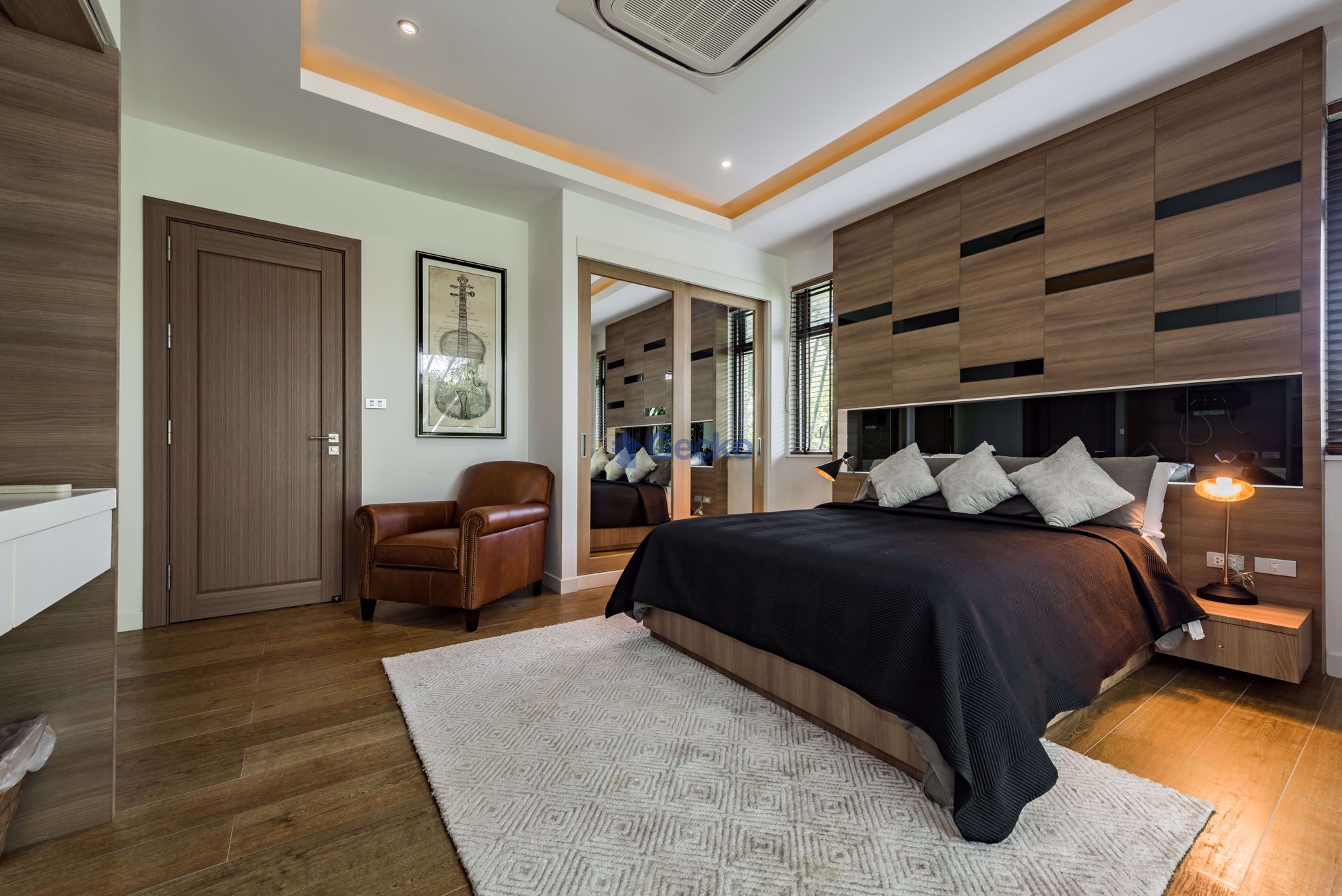 Picture of 3 Bedrooms bed in House in The Vineyard Phase III in East Pattaya H009183