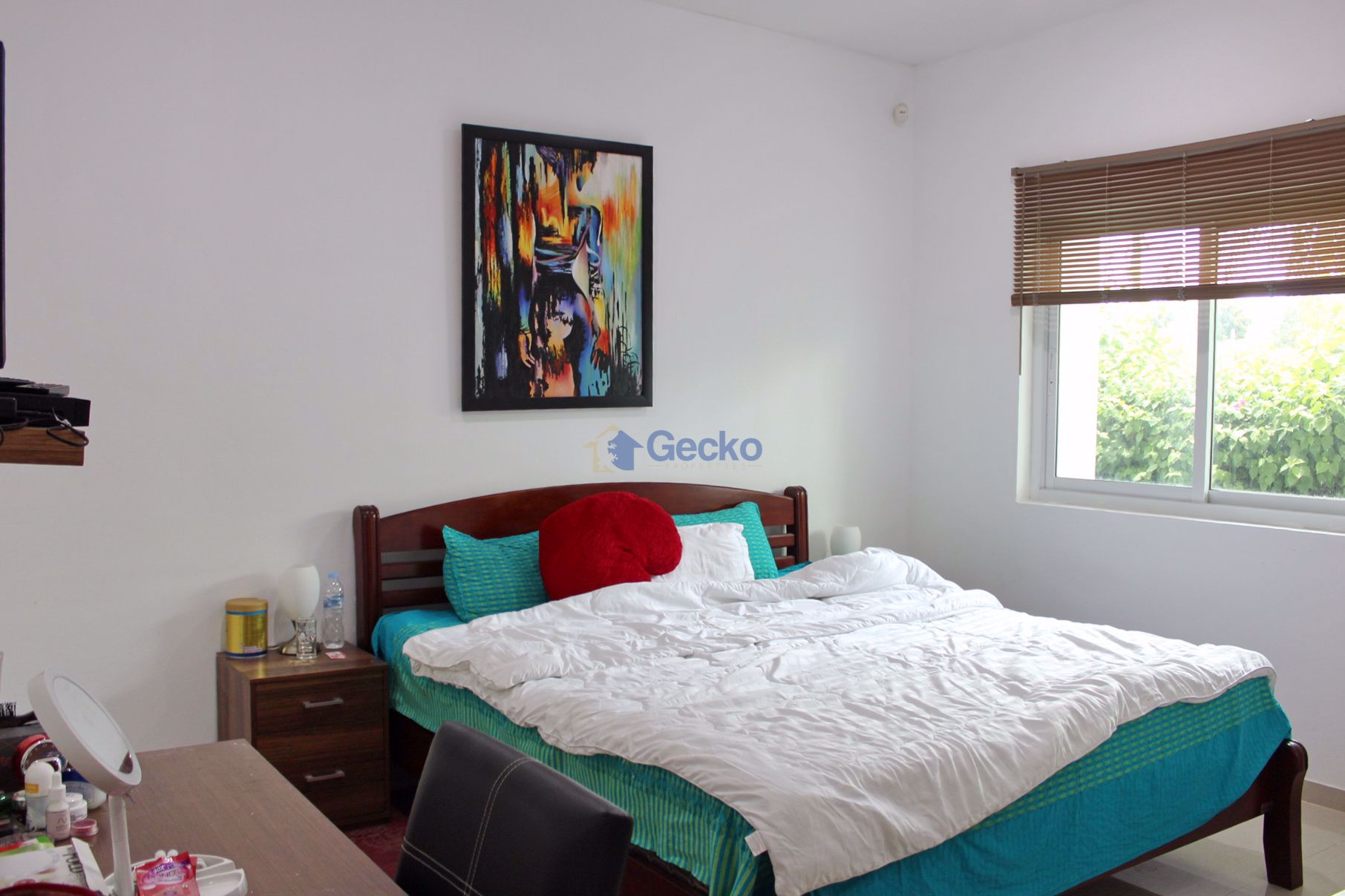 图片 3 Bedrooms bed in House in Huay Yai H009186