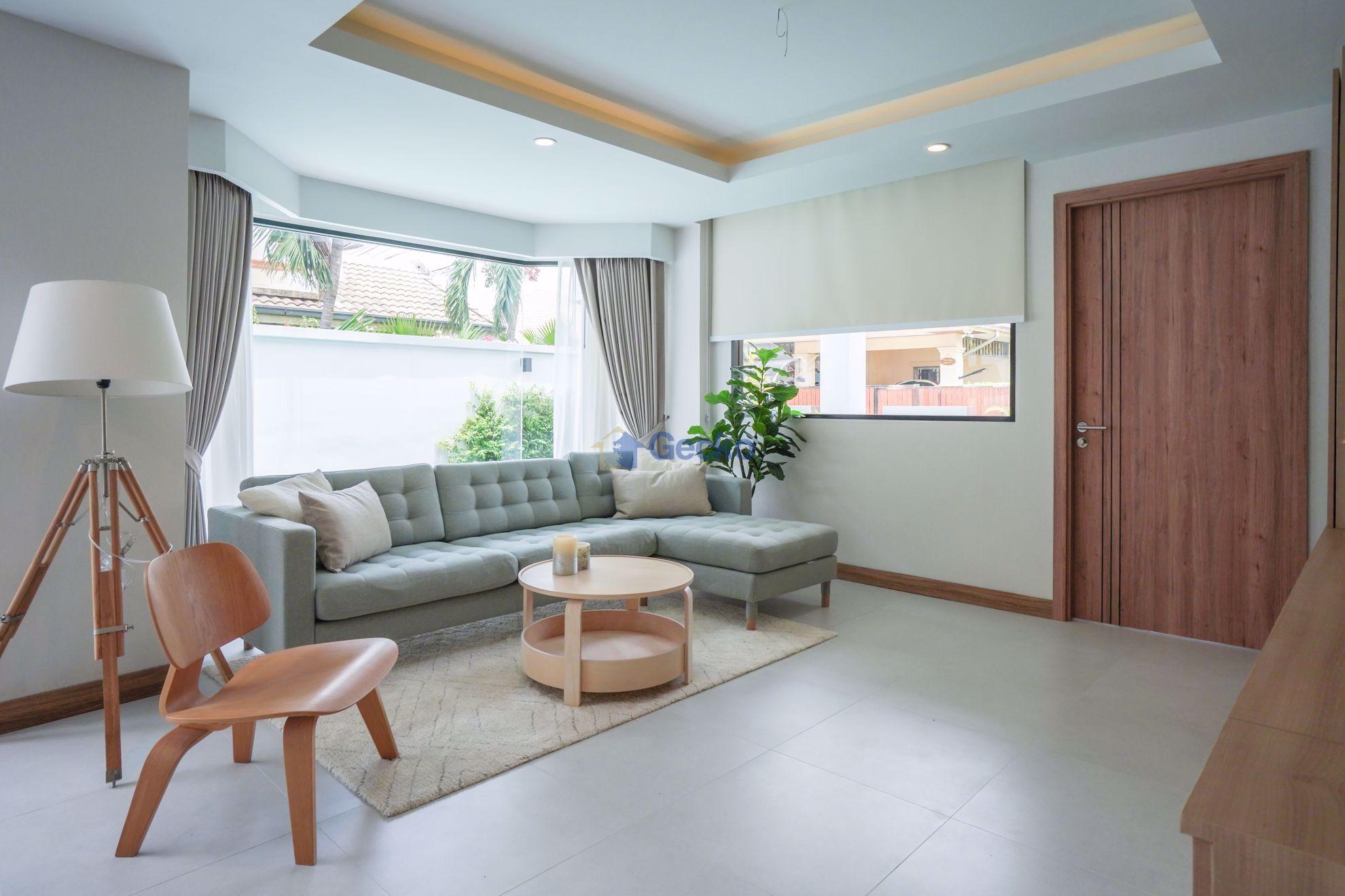 รูปภาพ 4  Bedrooms bed in House in Wanthip 2 in East Pattaya H009192