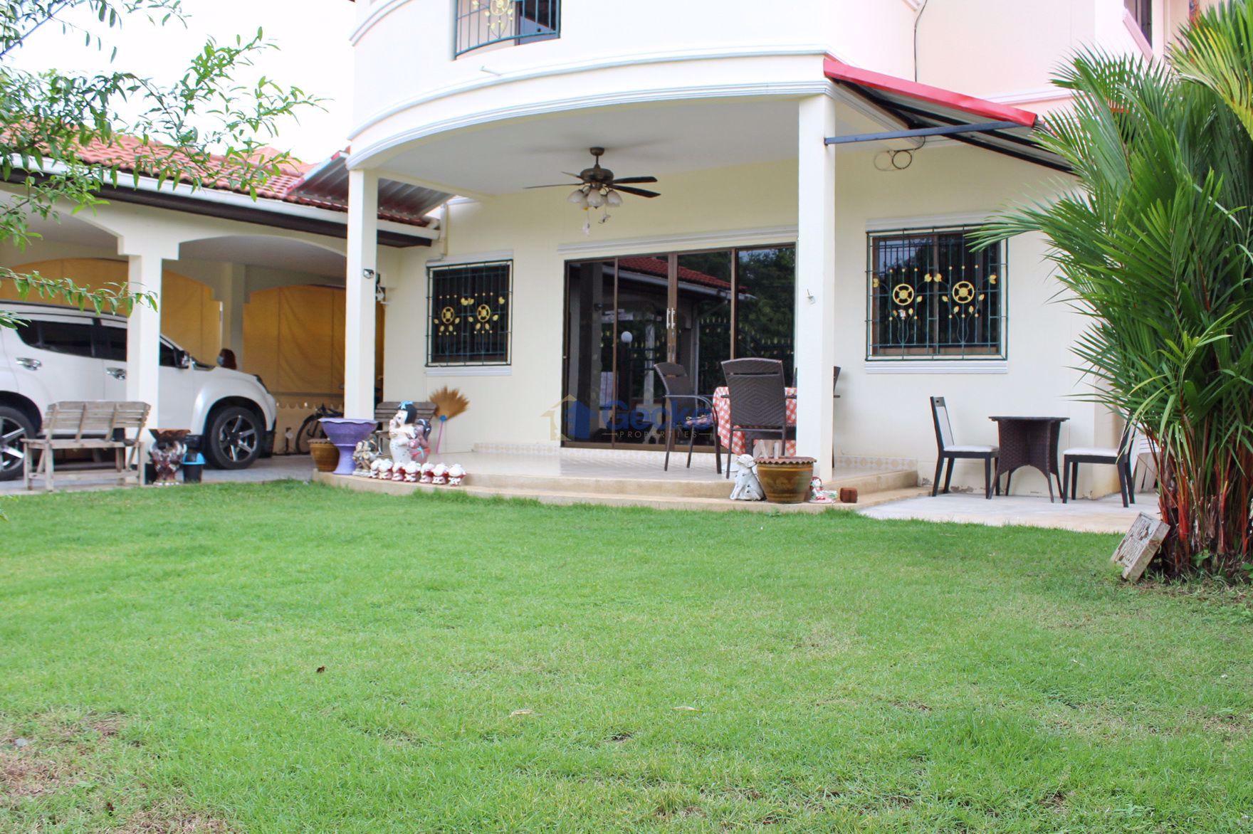 图片 3 Bedrooms bed in House in Royal View Village in East Pattaya H009193