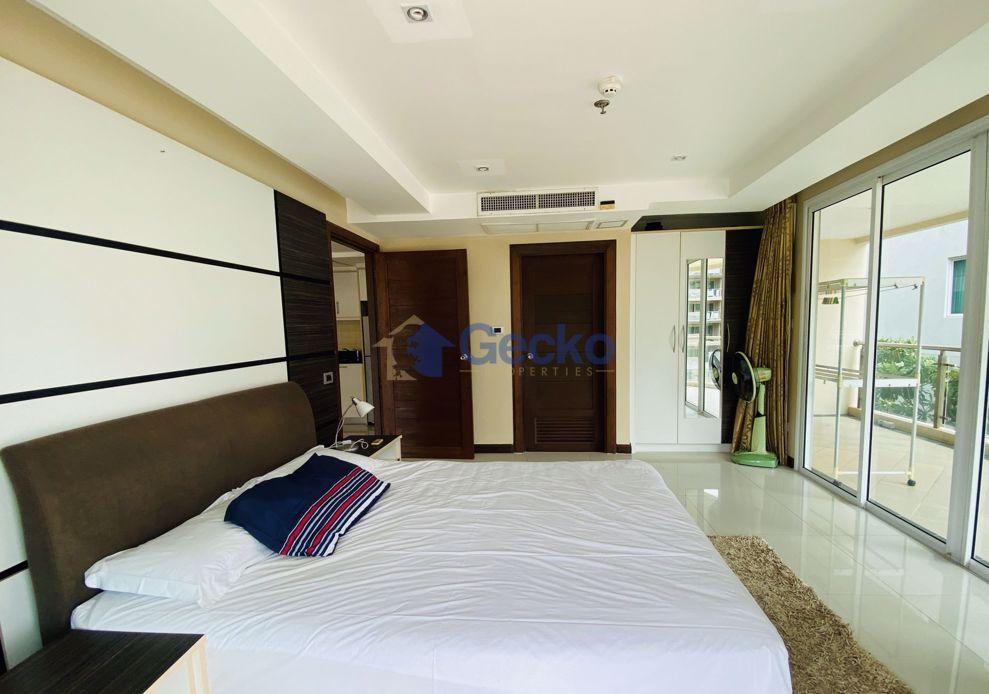 图片 1  Bedroom bed in Condo in Hyde Park 1 in South Pattaya C009194
