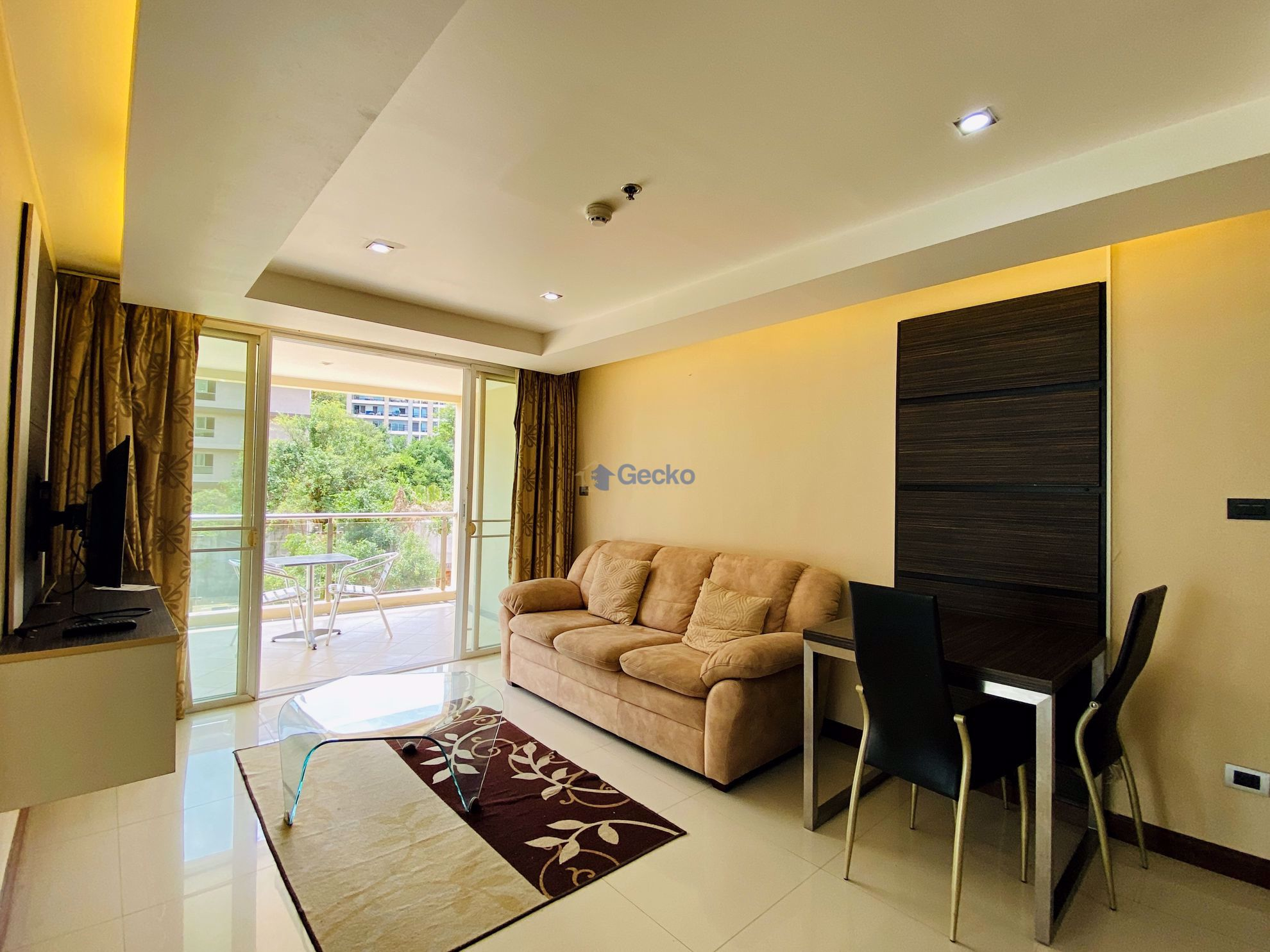 Picture of 1  Bedroom bed in Condo in Hyde Park 1 in South Pattaya C009194
