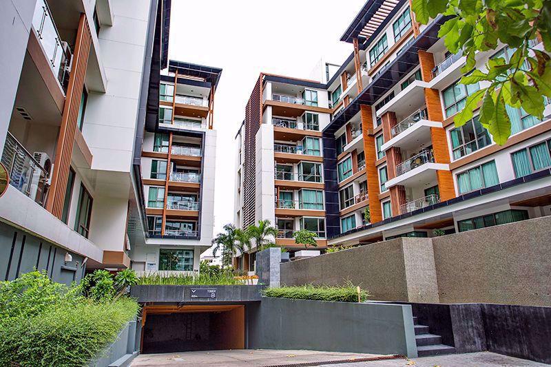 รูปภาพ 1  Bedroom bed in Condo in The Urban in Central Pattaya C009196