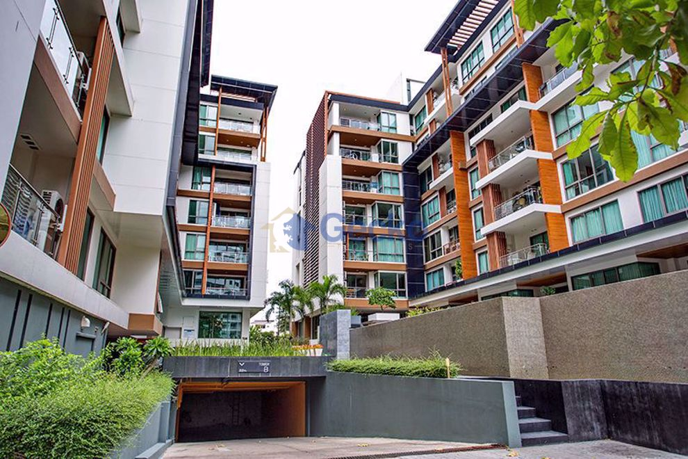 Picture of 1  Bedroom bed in Condo in The Urban in Central Pattaya C009196