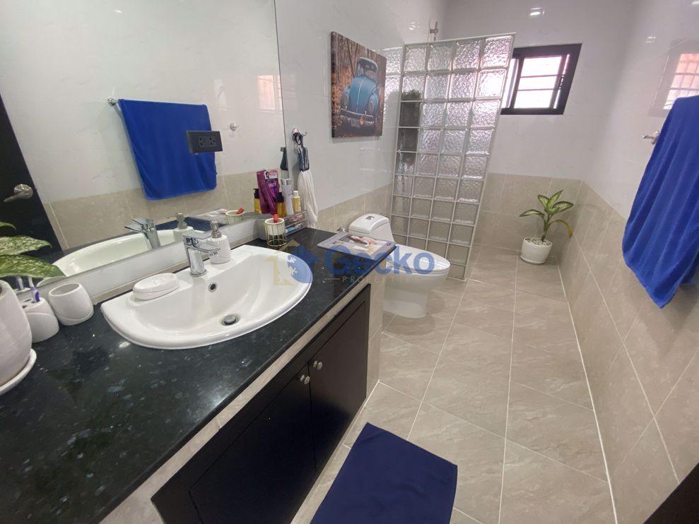 รูปภาพ 4  Bedrooms bed in House in East Pattaya H009205