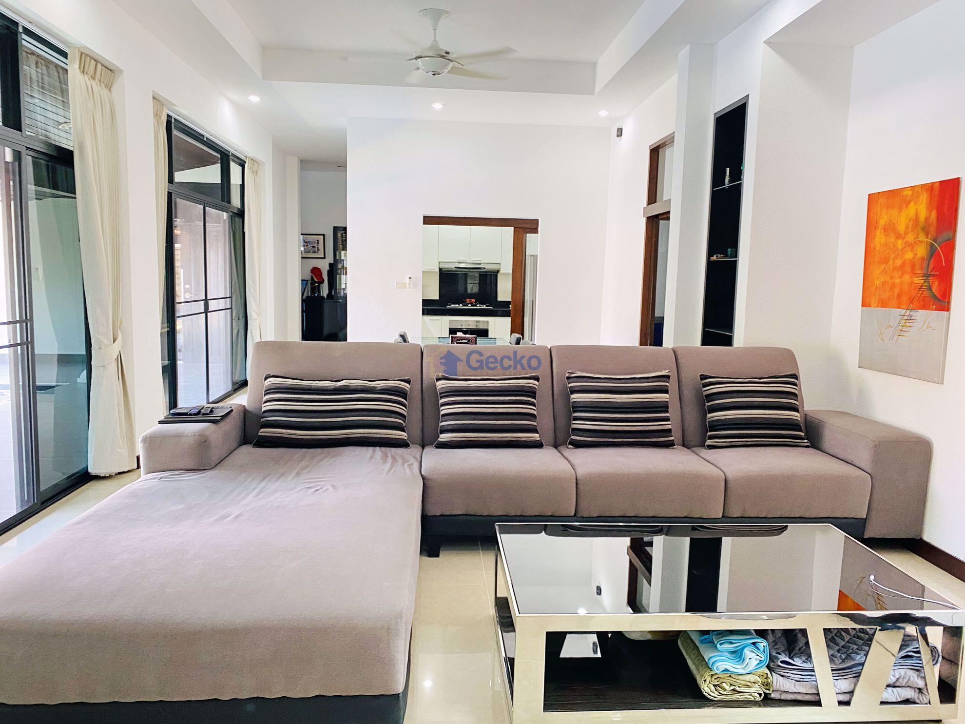 รูปภาพ 3 Bedrooms bed in House in Siam Lake View in East Pattaya H009209