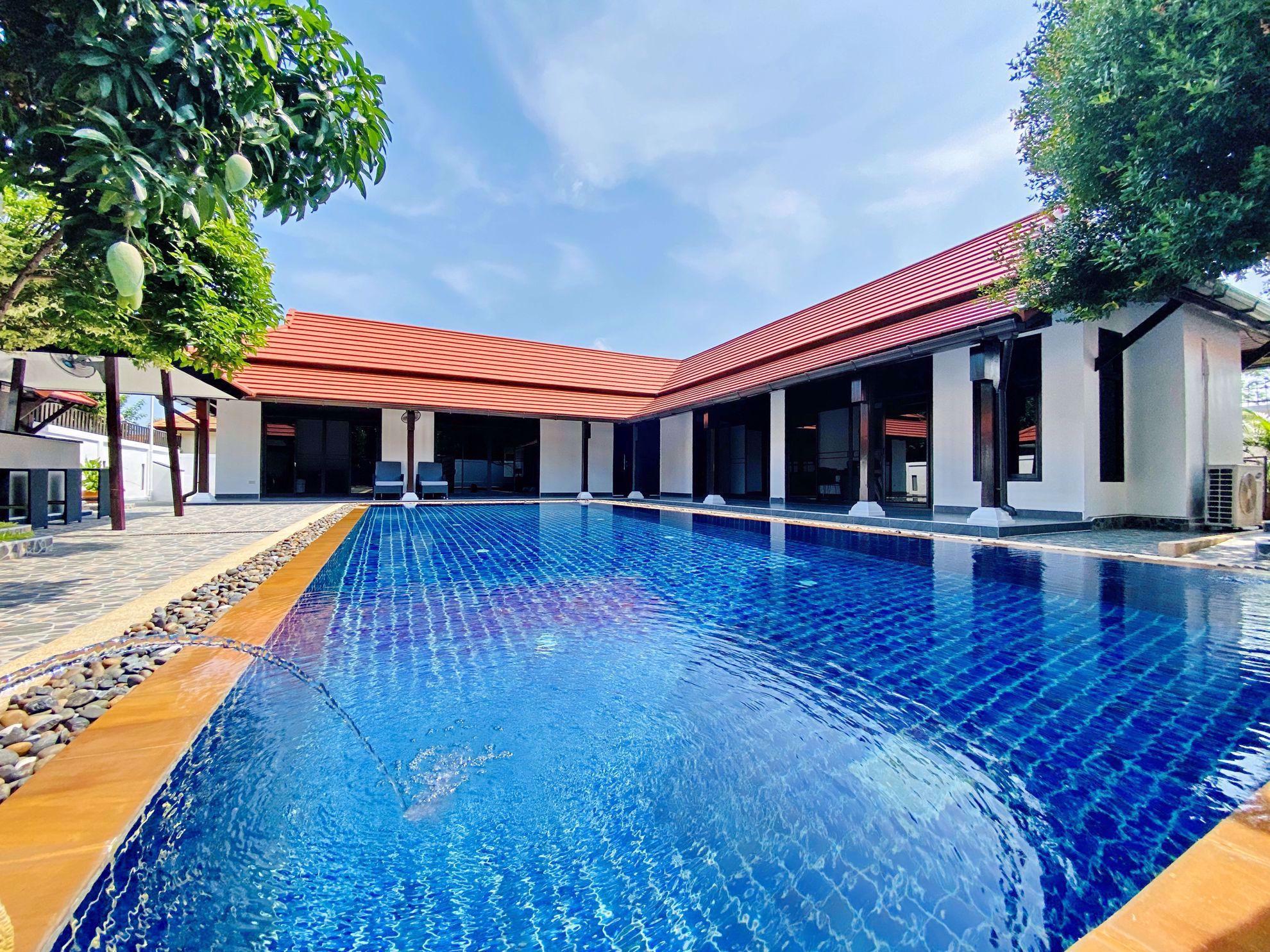 图片 3 Bedrooms bed in House in Siam Lake View in East Pattaya H009209
