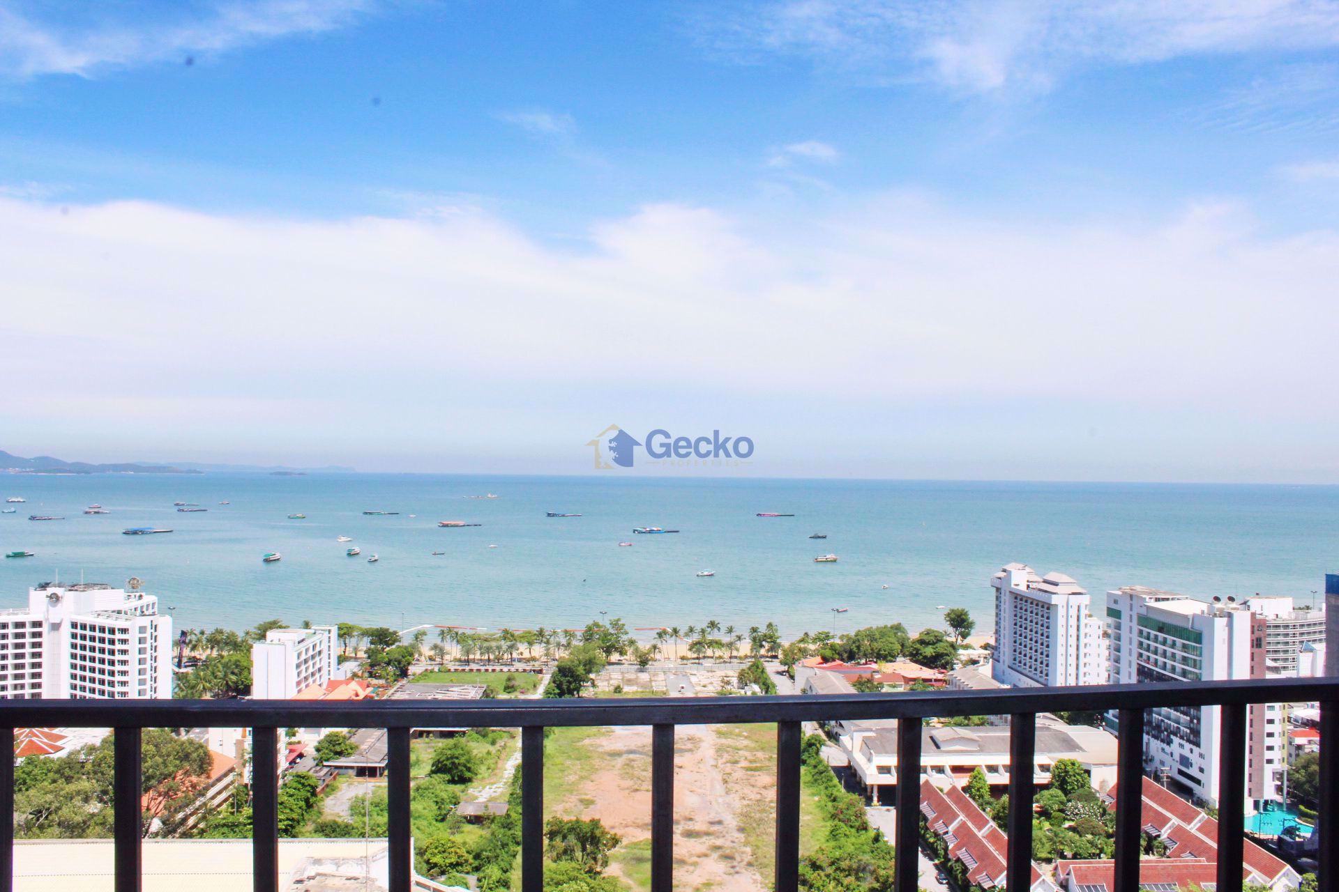 Picture of 2 Bedrooms bed in Condo in Centric Sea in Central Pattaya C009228