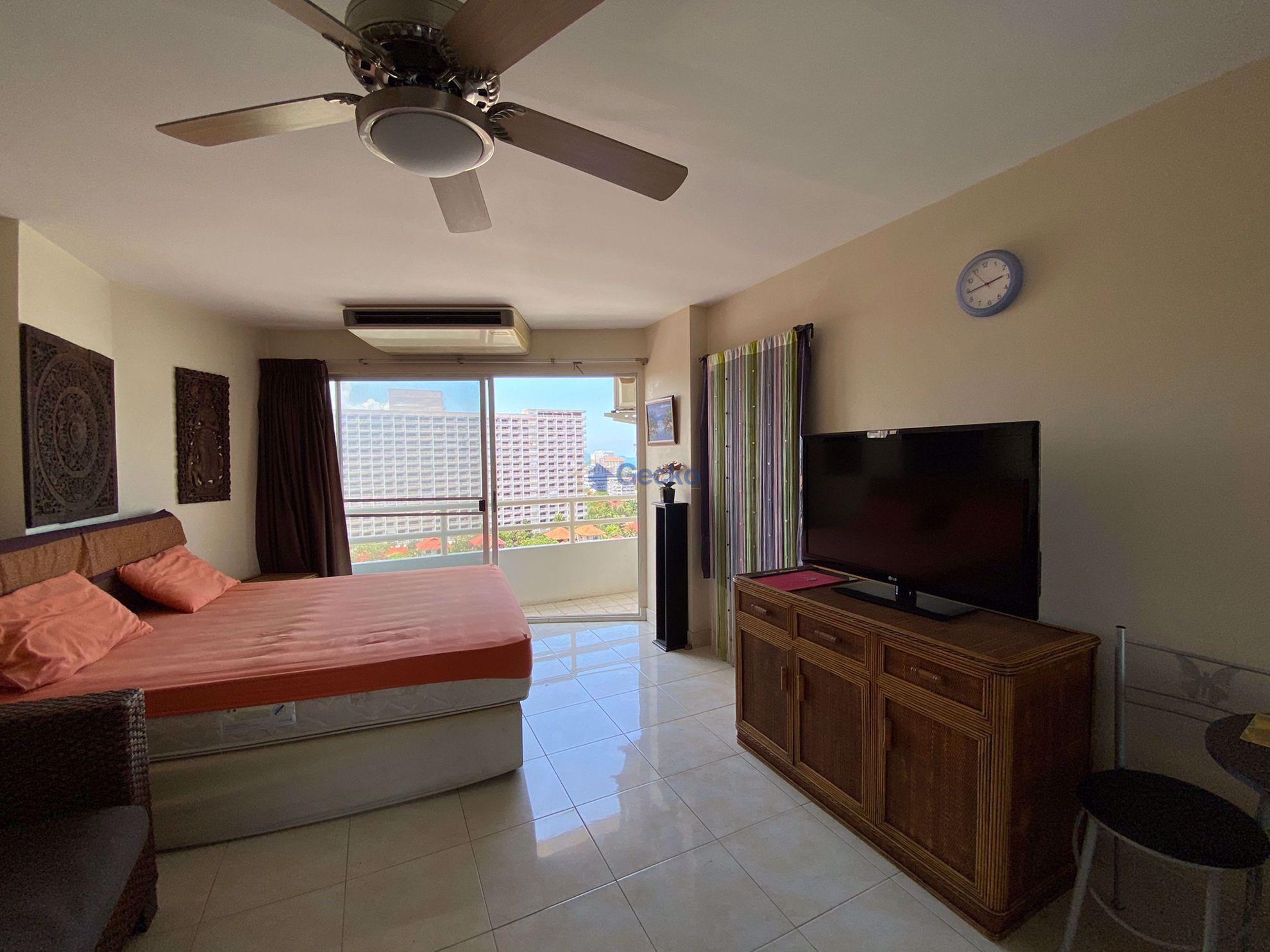 รูปภาพ Studio bed in Condo in View Talay 1 in Jomtien C009240